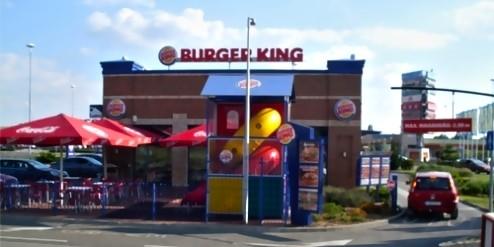 Burger King Airport , Vecsés